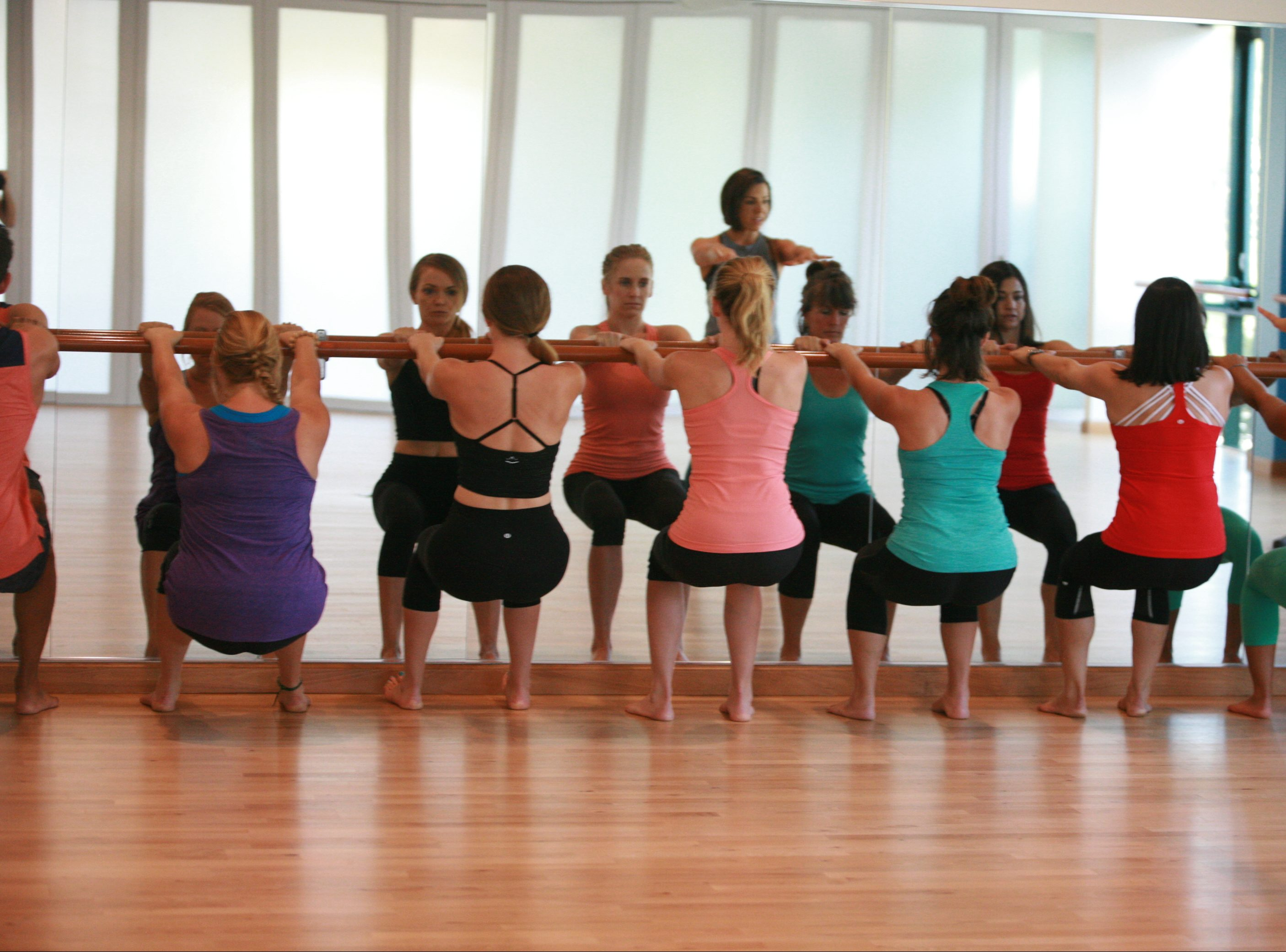 LUX Barre at Fortis & YOGALUX