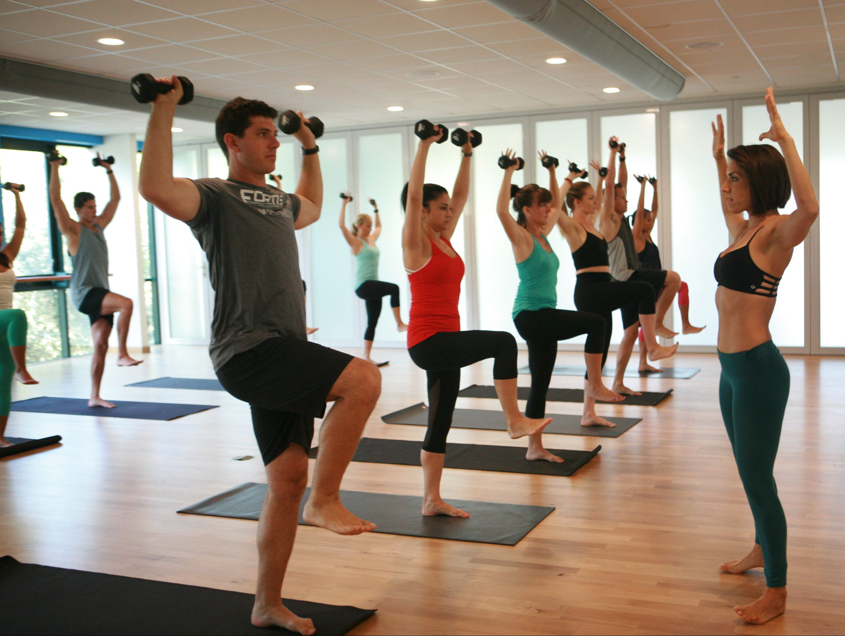 LUX Yoga-Sculpt at Fortis & YOGALUX