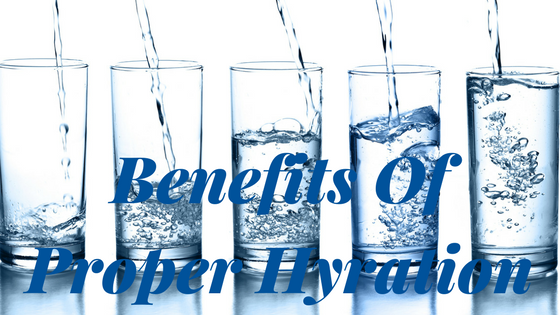 Benefits of Proper Hydration