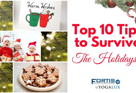 Top 10 Tips for Surviving the Holidays Healthy