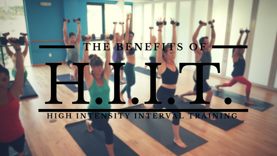 The Benefits of HIIT Blog