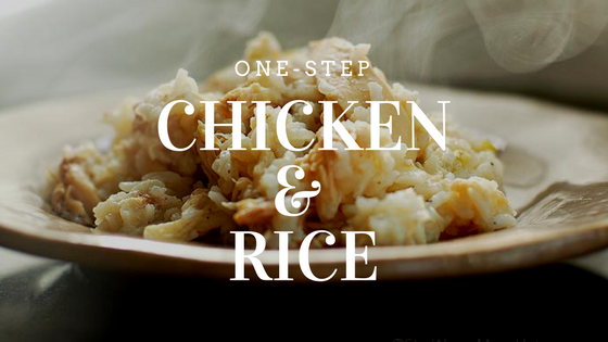 One-Step Chicken and Rice