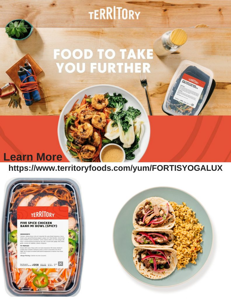 Territory Foods Information