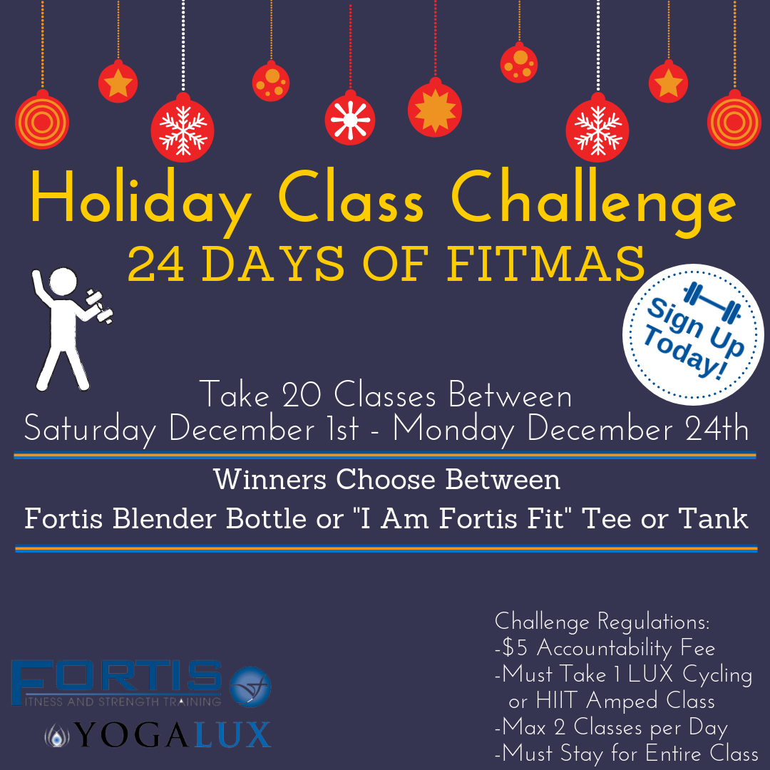 Holiday Class Challenge
