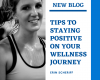 Staying Positive On Your Wellness Journey