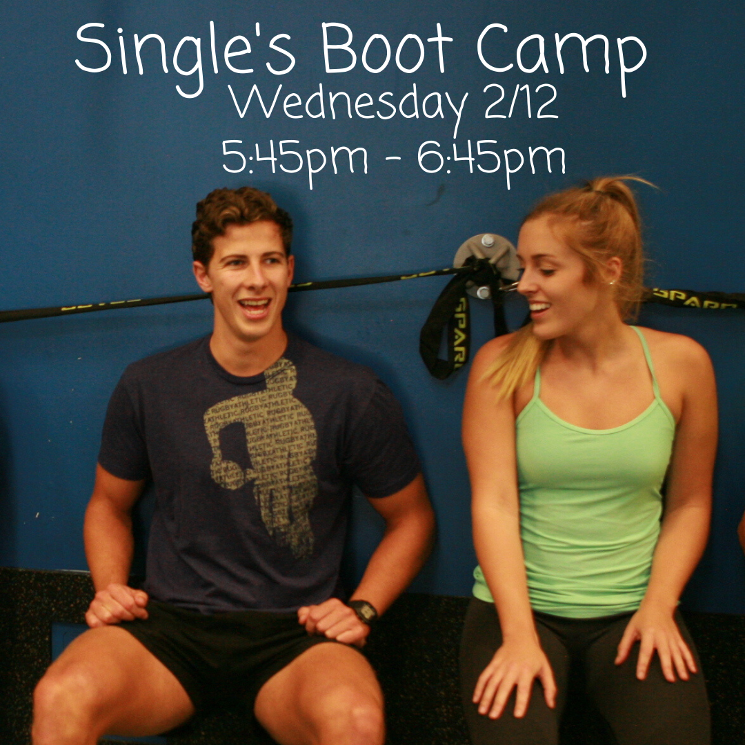 Singles Boot Camp
