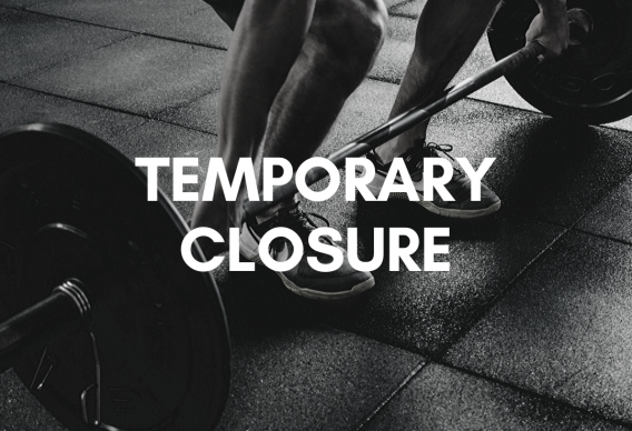 Temporarily Closed Effective Immediately