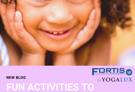 Fun activities To do as a family