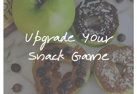 Upgrade Your Snack Game