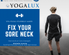 Fix Your Sore Neck & Work On Core Strength