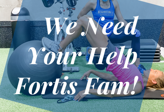 We Need Your Help Fortis Family